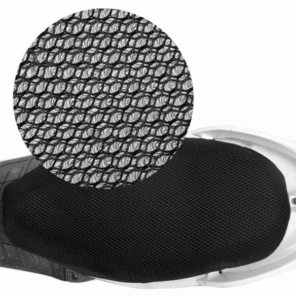 Motorcycle Seat Cover Net Mesh 1