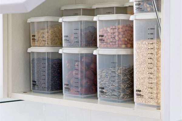 Multifunctional Tupperware Containers 1