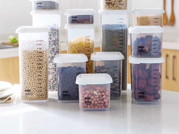Multifunctional Tupperware Containers 2