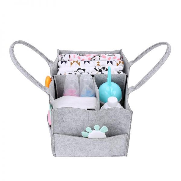 Nappy Changing Bags Diaper Organizer 2