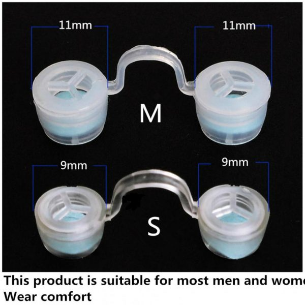 Nasal Filters Dust and Allergen Protection
