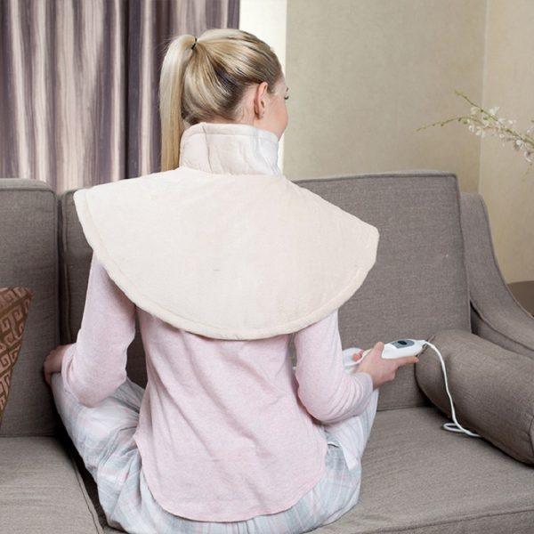 Neck and Shoulder Heating Pad Electric Wrap 3