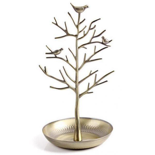 Necklace Holder Stand Jewelry Tree 1
