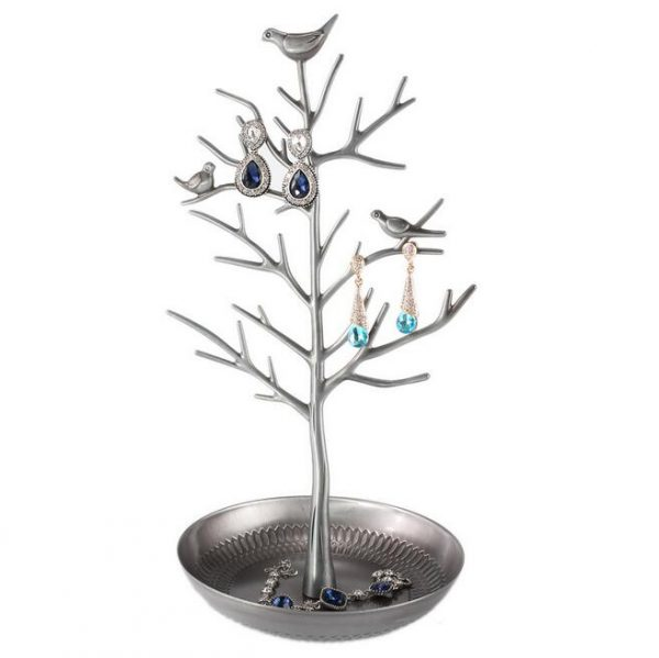 Necklace Holder Stand Jewelry Tree 2