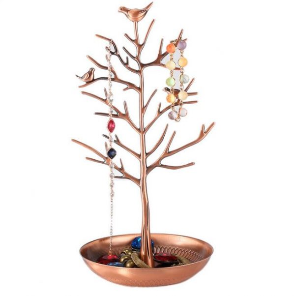 Necklace Holder Stand Jewelry Tree 3