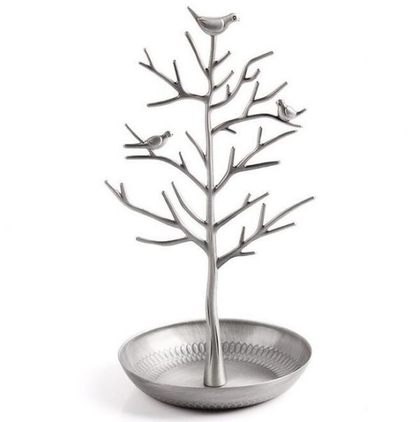 Necklace Holder Stand Jewelry Tree 4