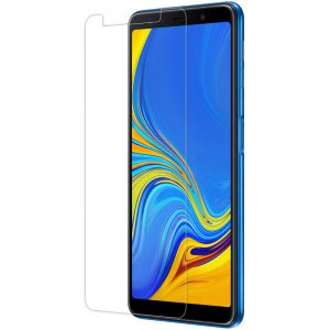 Nillkin Matte PET Screen Protector With Rear Camera Lens Protector For Samsung Galaxy A7 2018