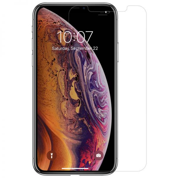 Nillkin Matte PET Screen Protector With Rear Camera Lens Protector For iPhone XR Anti Glare Film