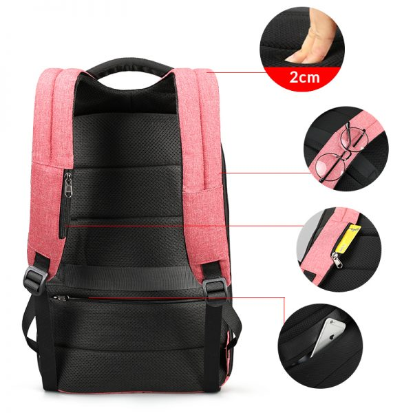 No Key Anti Theft Backpack 2