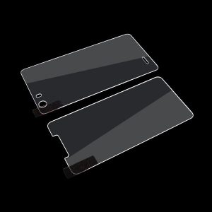 Original Front and Back Tempered Glass Screen Protector For Elephone S2