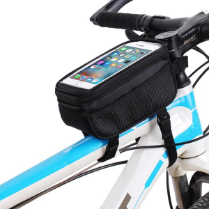 Outdoor Sport Cycling Screen Touch Front Frame Pouch Phone Bag Holder for iPhone Xiaomi Samsung Non-original