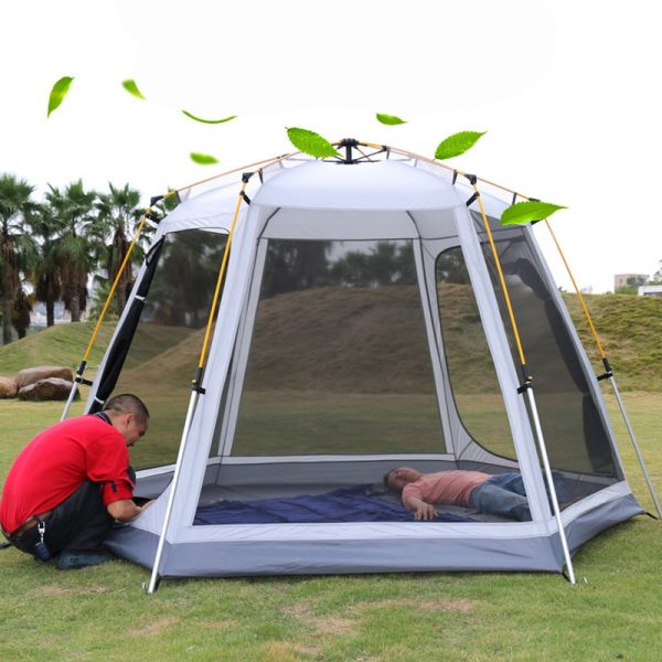 Outdoor Tent 4 Person Capacity 2