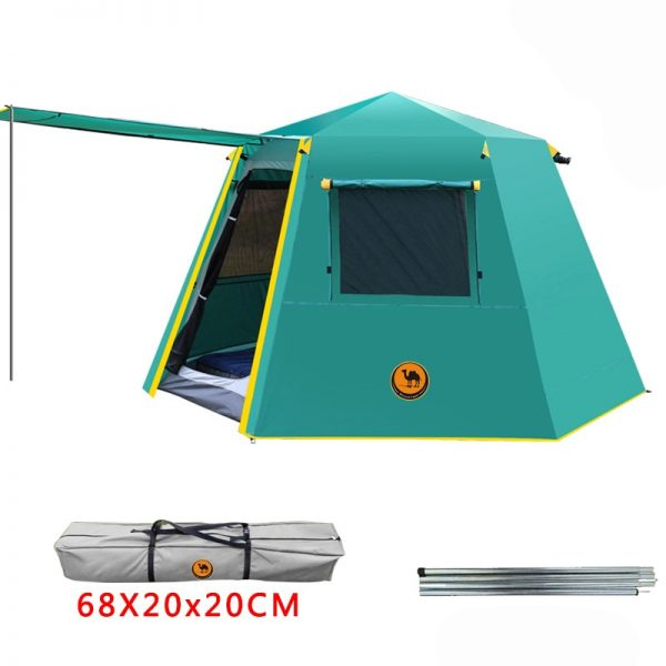 Outdoor Tent 4 Person Capacity 3