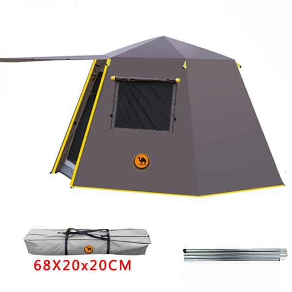Outdoor Tent 4 Person Capacity 4