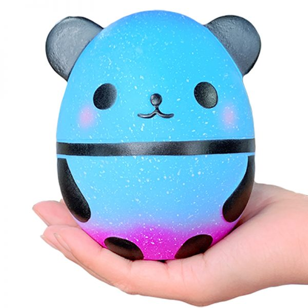 Panda Squishy Slow Rising Soft Squeeze Toy 3