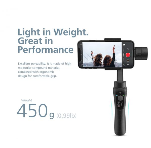 Phone Gimbal Mobile Phone Stabilizer 2