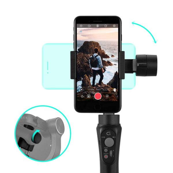 Phone Gimbal Mobile Phone Stabilizer 3