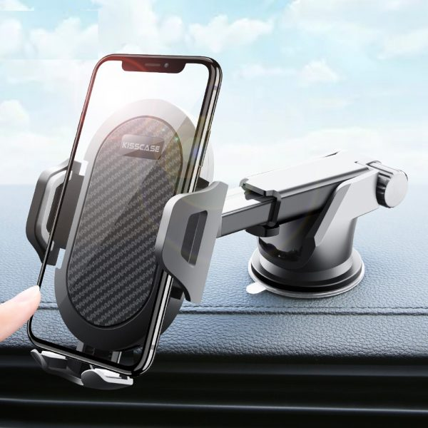 Phone Stand For Car Powerful Grip 4