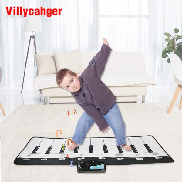 Piano Mat Childrens Educational Toys 2