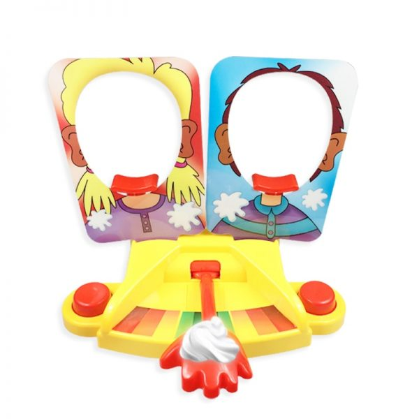 Pie Face Toy Family Game