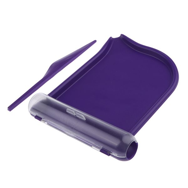 Pill Counting Tray with Spatula 1