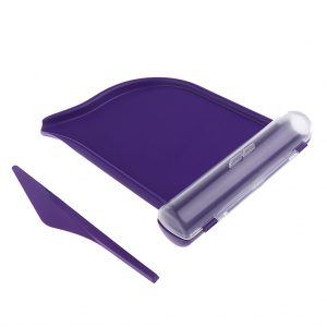 Pill Counting Tray with Spatula