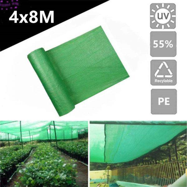 Plant Shade Cloth Sunshade Cover 1