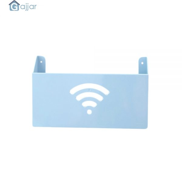 Plastic Storage for WiFi Router 4