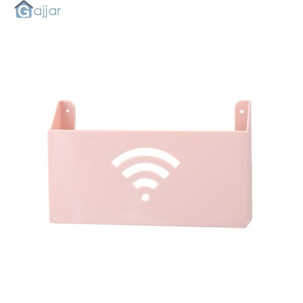 Plastic Storage for WiFi Router