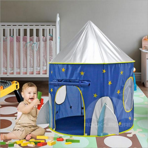 Playhouse Tent Kids Playing Castle 4