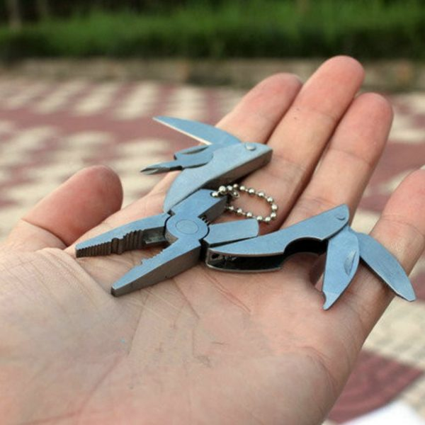 Pliers Foldable Outdoor Tool 1