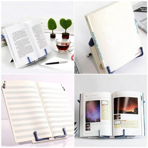 Portable Book Stand for Desk 3