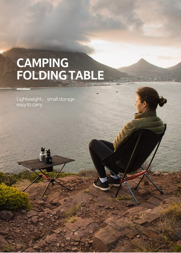 Portable Chair and Table Set 3