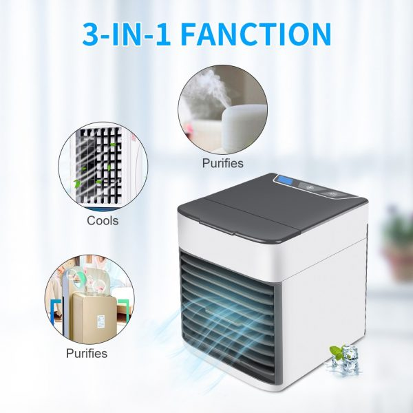 Portable Cooler Compact Air Conditioner 1