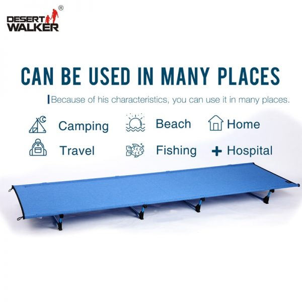 Portable Cot Outdoor Mat Bed 1
