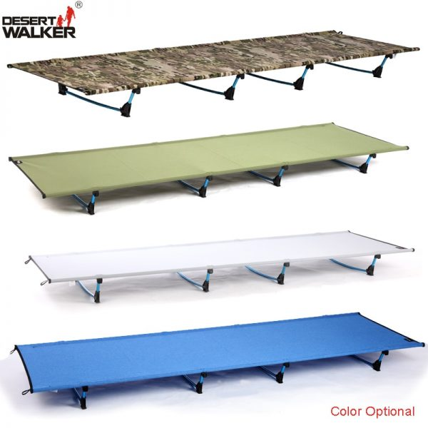 Portable Cot Outdoor Mat Bed 2