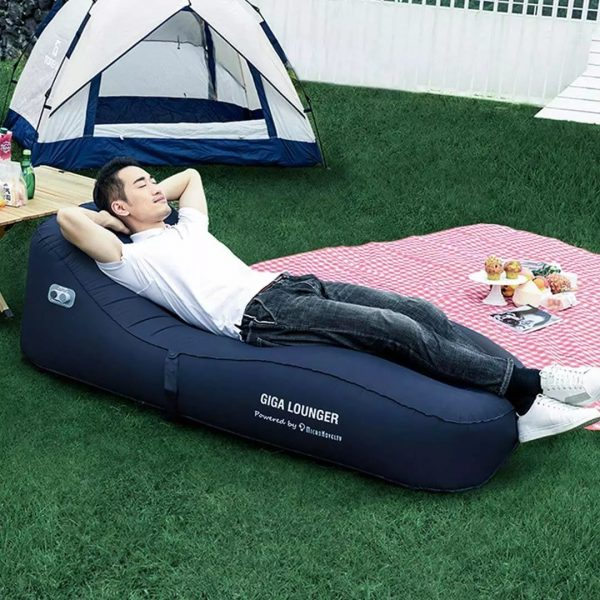 Portable Leisure Inflatable Bed 1