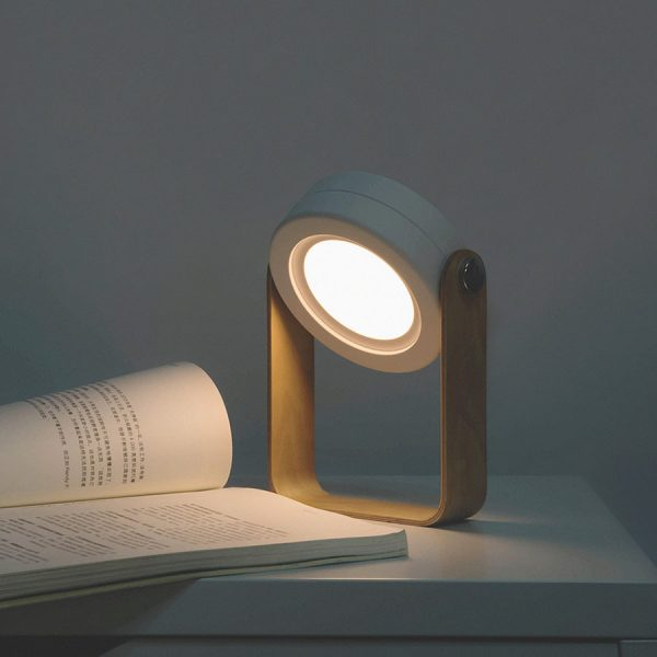 Portable Night Light USB Rechargeable Lamp 2