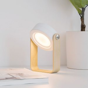 Portable Night Light USB Rechargeable Lamp