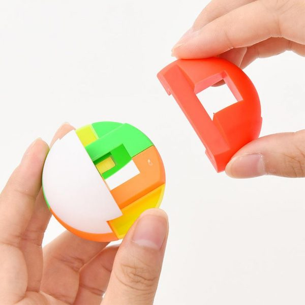 Puzzle Ball Educational Toy 2