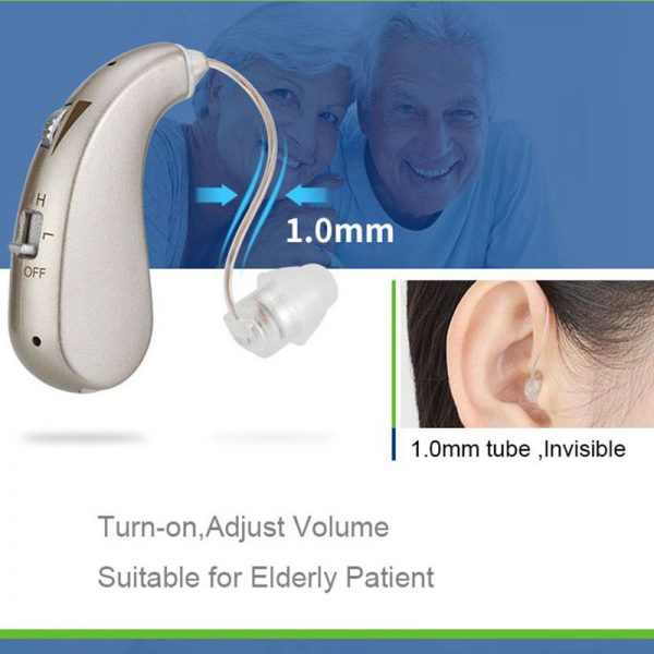 Rechargeable Hearing Aids Sound Amplifier 1
