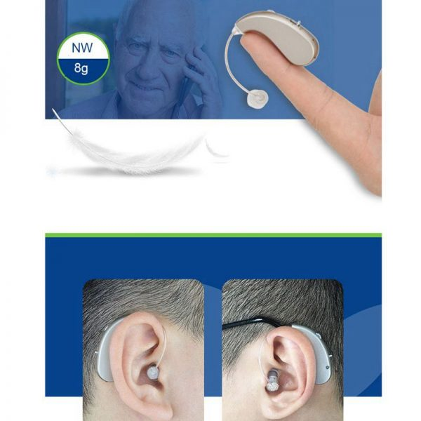 Rechargeable Hearing Aids Sound Amplifier 2