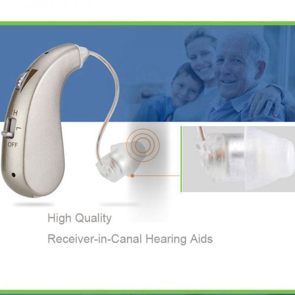 Rechargeable Hearing Aids Sound Amplifier 3