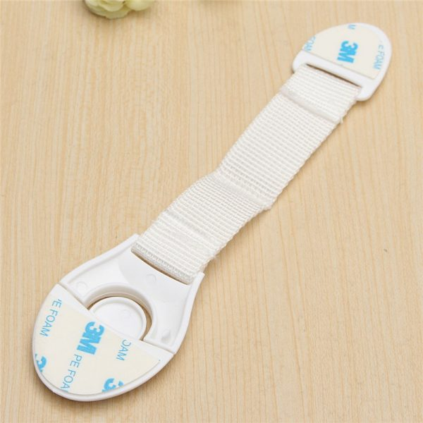 Refrigerator Lock Baby Care Safety Straps 10 pieces 2