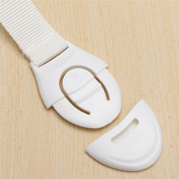 Refrigerator Lock Baby Care Safety Straps 10 pieces 4