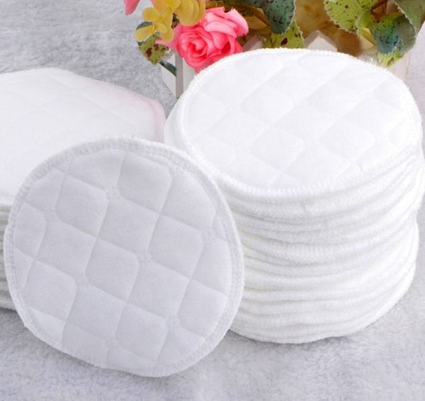 Reusable Breast Pads Absorbent Cotton