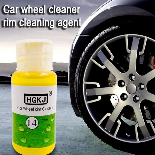 Rust Cleaner Car Wheel Stain Remover 2