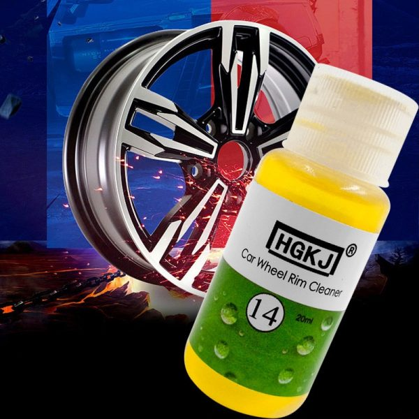 Rust Cleaner Car Wheel Stain Remover 3