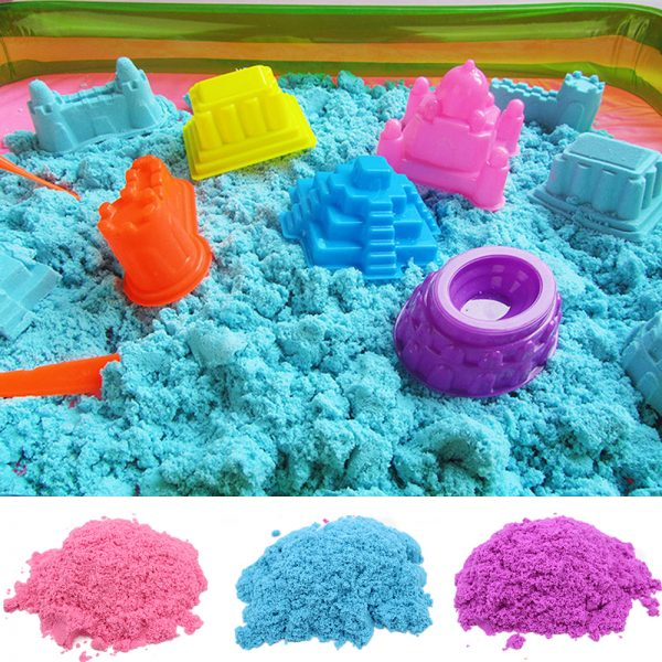 Sand Clay Molding Kids Toy