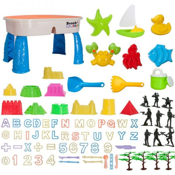 Sand Water Table Play Set 3